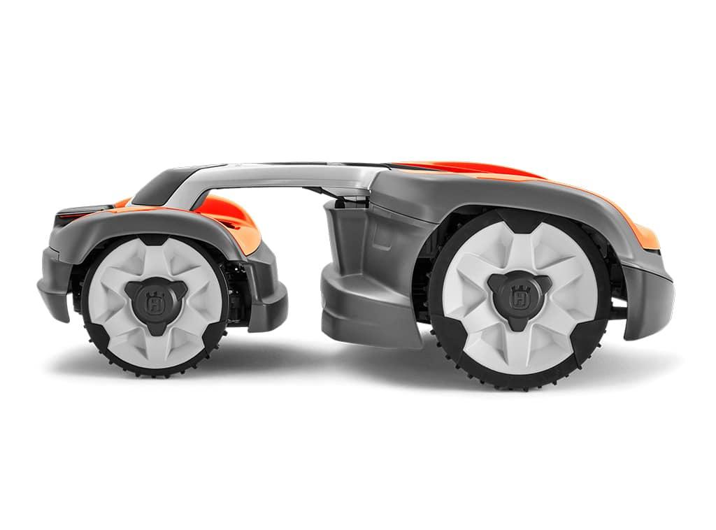 robot cortacesped husqvarna automower 535 AWD