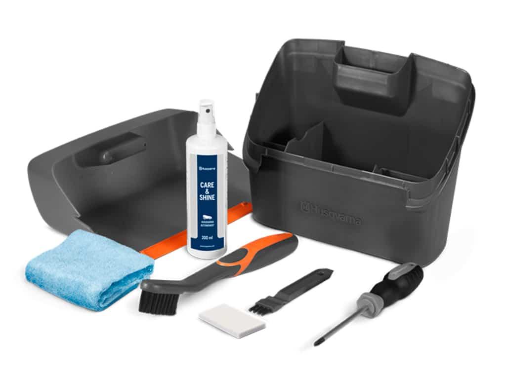 kit de limpieza automower